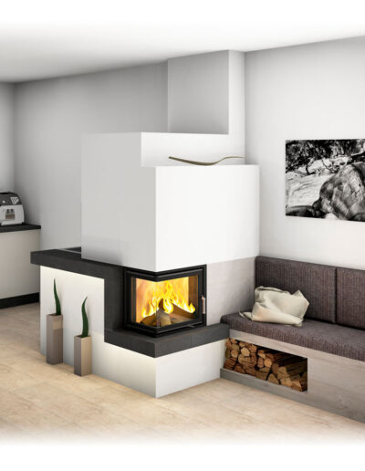 kachelofen modern icnib. Black Bedroom Furniture Sets. Home Design Ideas